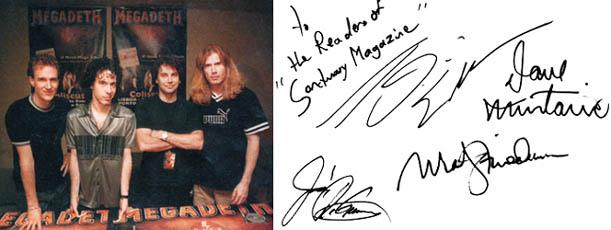 Megadeth - 1999